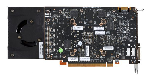 Nvidia GeForce GTX 650 Ti BOOST Back s