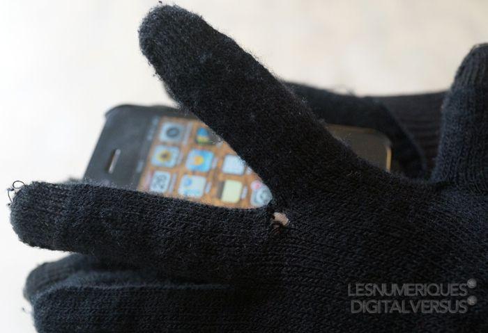 TnB gants tactiles