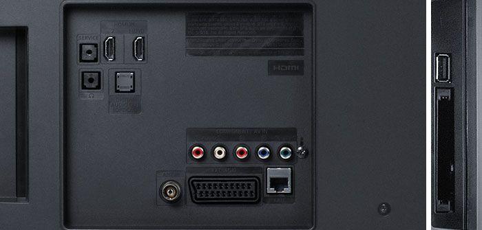 Samsung eh6030 connectique