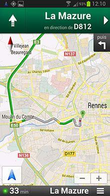 Google Navigation Iti 01