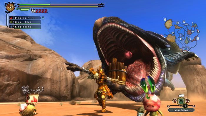 Monster Hunter 3 Ultimate 06 700px