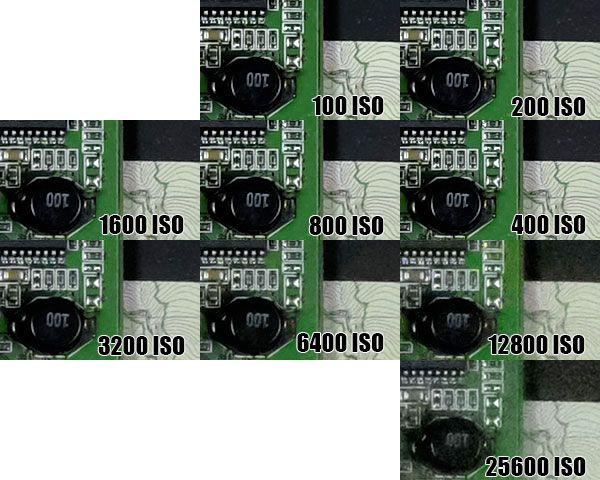 X100s ISO