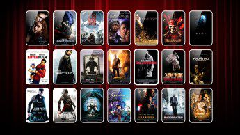 Zappiti player movie wall