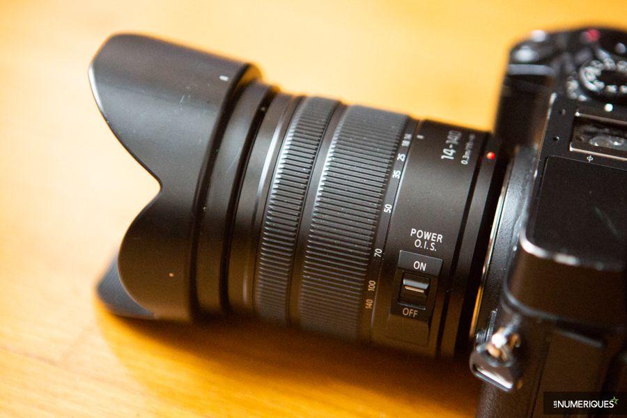 Test zoom Panasonic Lumix G Vario 14-140mm F3.5-5.6 Asph. Power OIS (version 3 / 2014)