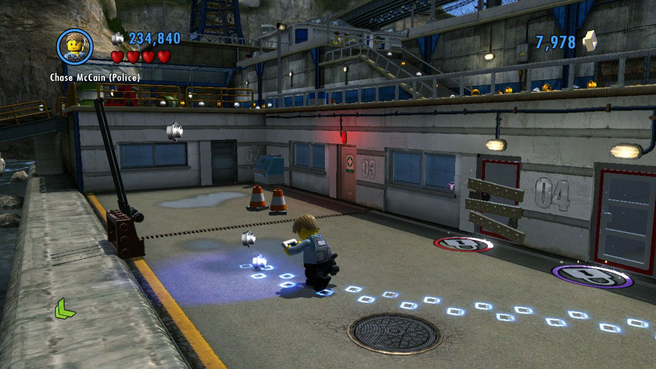 lego city undercover test complet jeux vid o les num riques. Black Bedroom Furniture Sets. Home Design Ideas