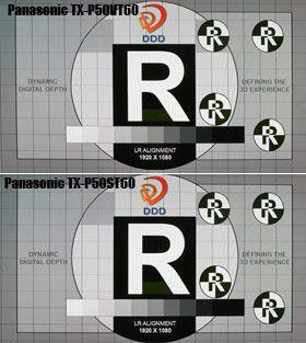VT60 3D TV R P