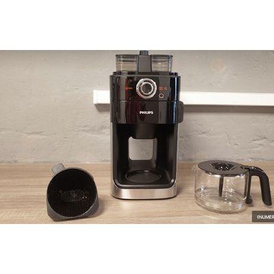 Philips Grind & Brew HD7766/00: une machine qui mise beaucoup sur le goût