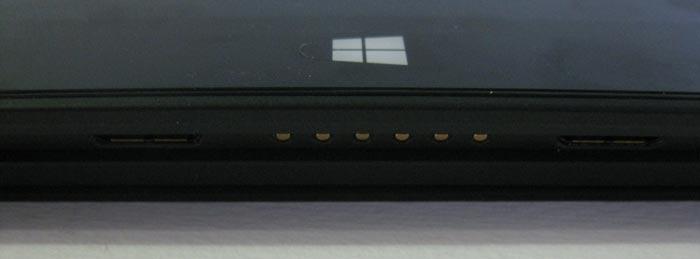 Surface pro support clavier retour windows