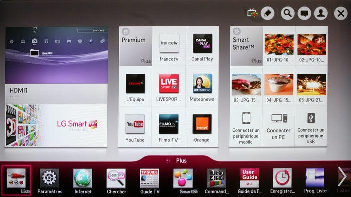 La740s smart tv