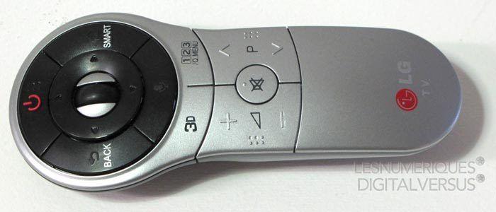 La740s telecommande