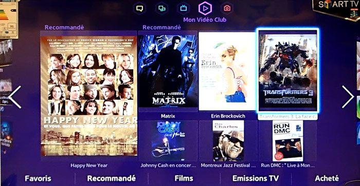 Samsung ue42f5500 smartTV