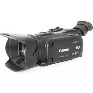 Canon HF-G30 test review vue générale