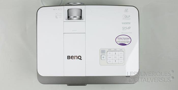 BenQ W1500 haut