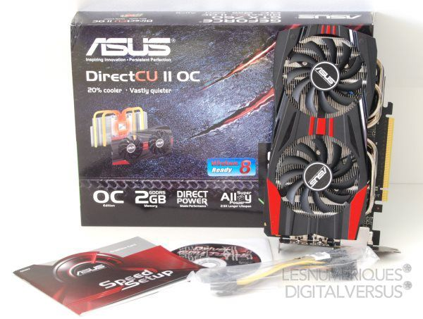 Asus geforce gtx 760 dcu ii oc box s