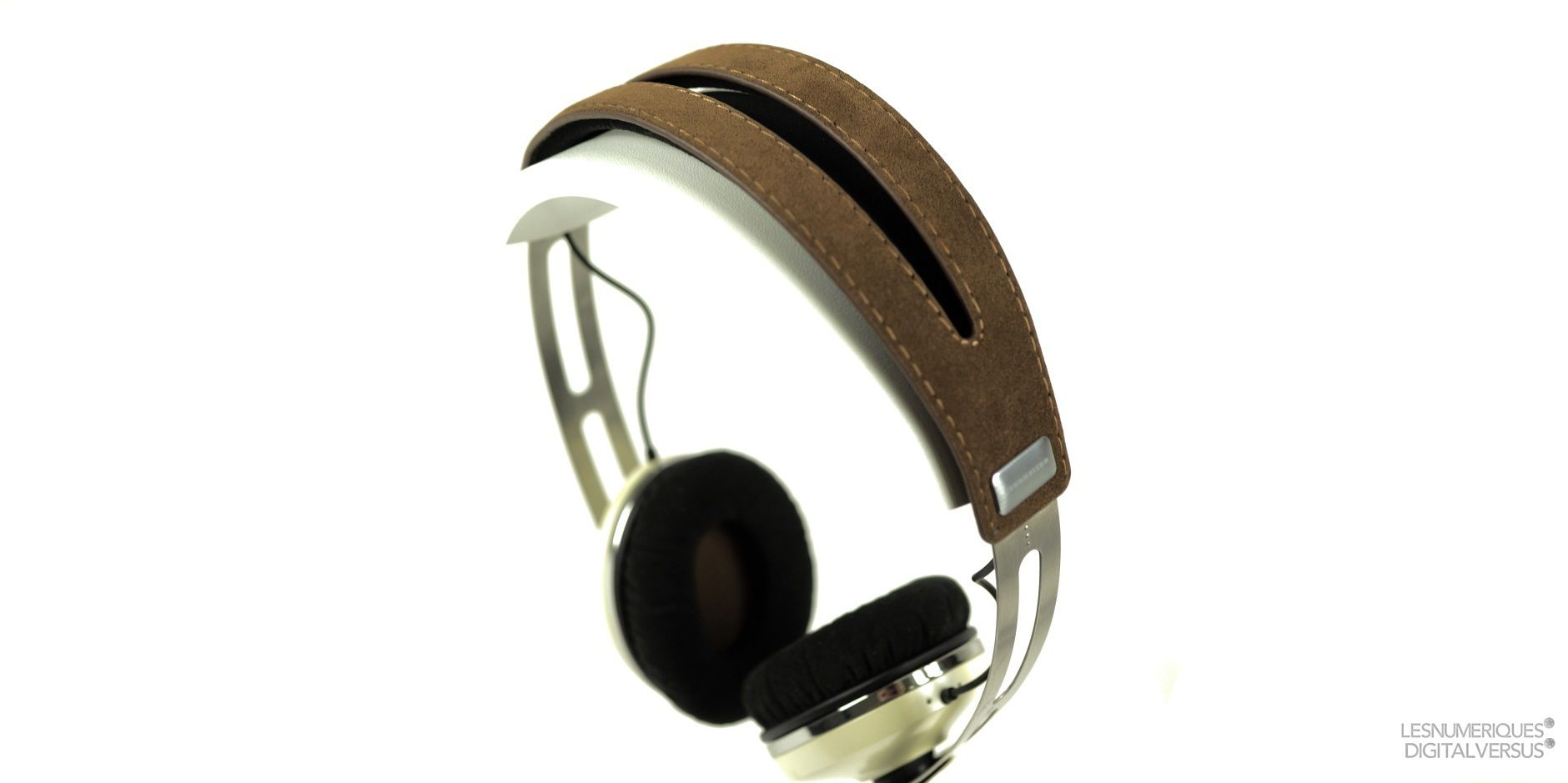 Sennheiser Momentum On Ear Test Complet Casque Audio Les 2g Ivory Petit