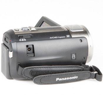 Panasonic v720 test review detail