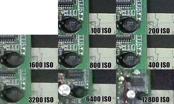 HS50EXR ISO