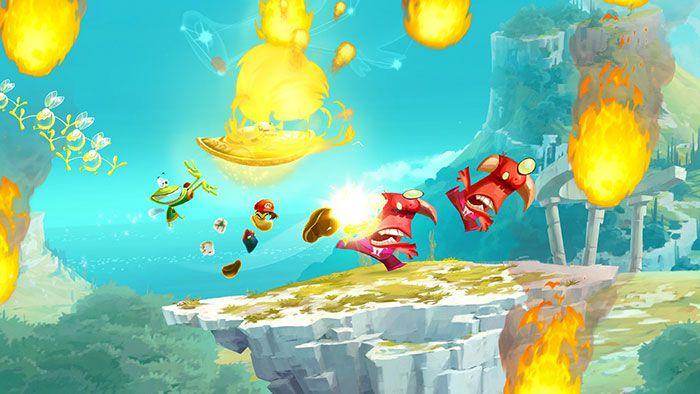 Rayman Legends 02