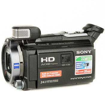 Sony PJ780 test review projecteur
