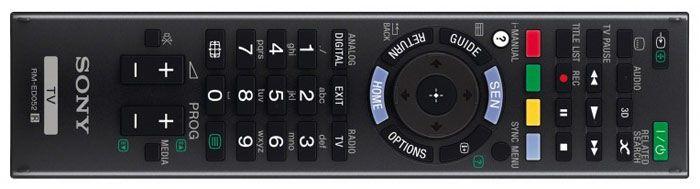 Sony W650 telecommande