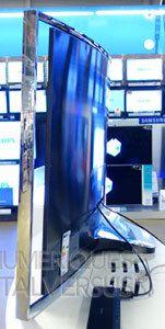 Samsung KE55S9C cote