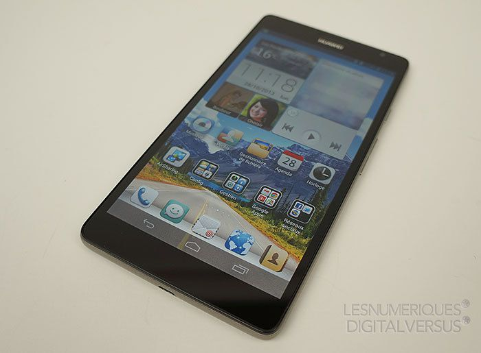 Test Huawei Ascend Mate