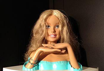 Barbie scene test HTC One Max