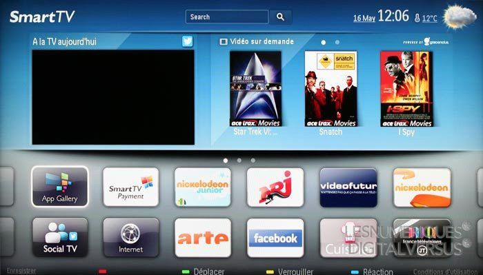 Philips 65PFL9708S smart tv