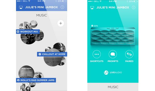 Jambox app