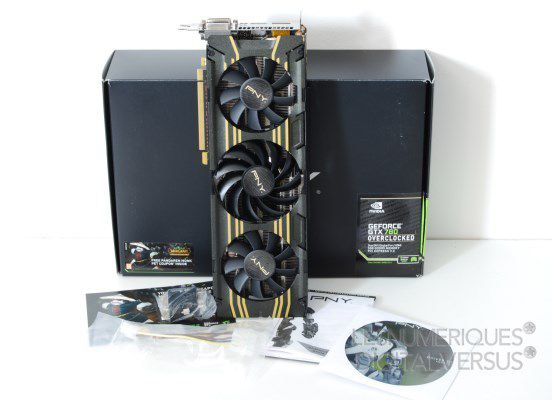 Pny geforce gtx 780 xlr8 oc box s