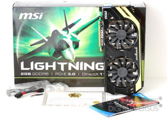 Msi n770gtx lightning box s
