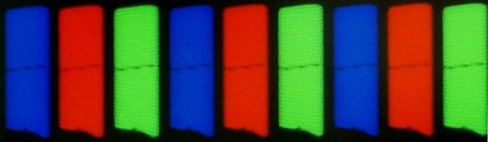 Pixels droits
