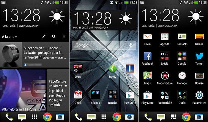 Test du HTC Desire 601