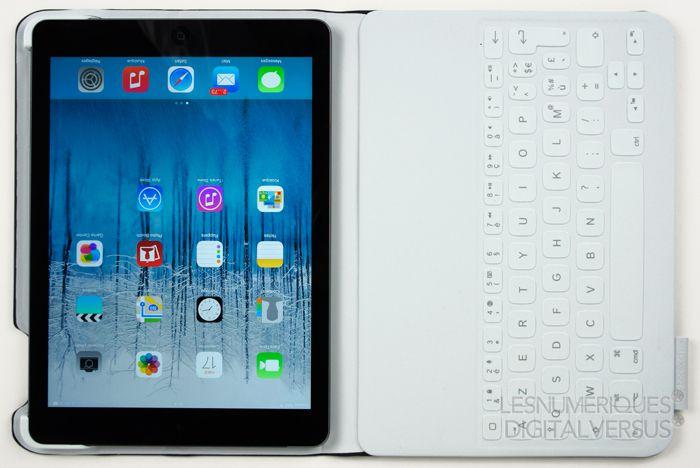 Logitech FabricSkin Folio iPad Air
