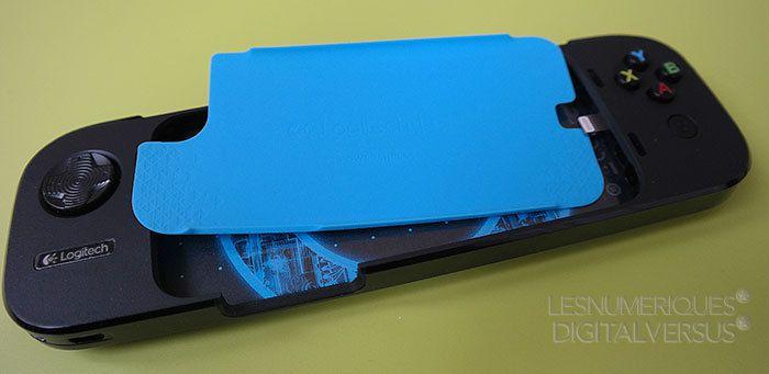 Test manette iOS Logitech Powershell Controller + Battery
