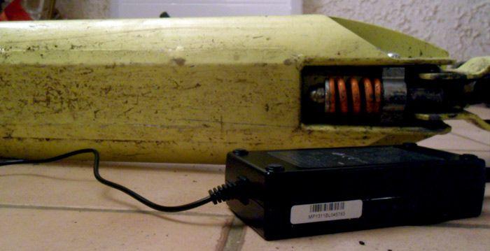 Batterie ltrott