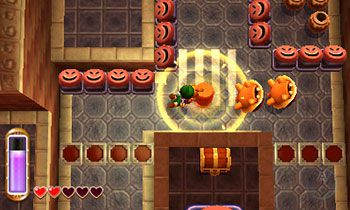 Zelda A Link Between Worlds 11