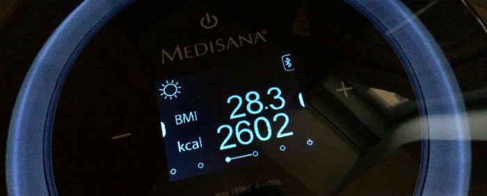 Medisana Target Scale 4 700