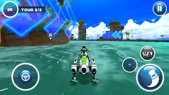 Sonic & All-Star Racing Transformed