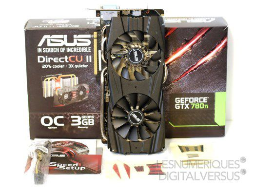 Asus geforce gtx 780 ti dcu ii oc box s