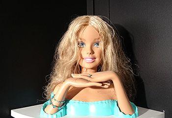 Sony tel barbie