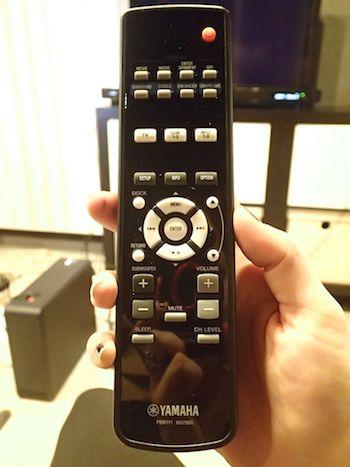 Télécommande(1)