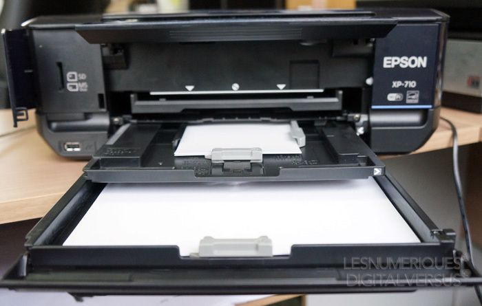 Bacpapier epsonXP710