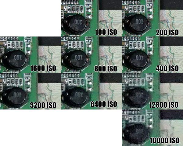 A5000 ISO