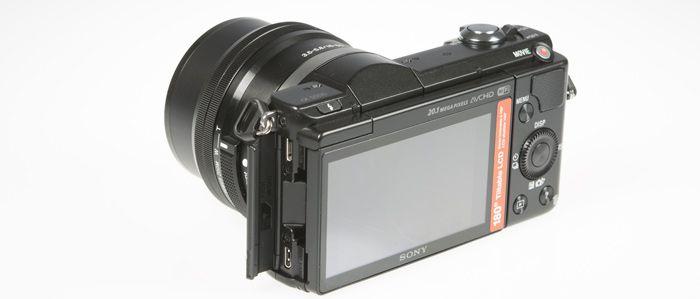 Sony A5000 SD