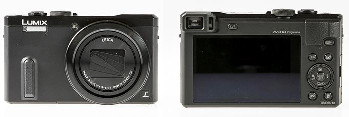 TZ60 front back