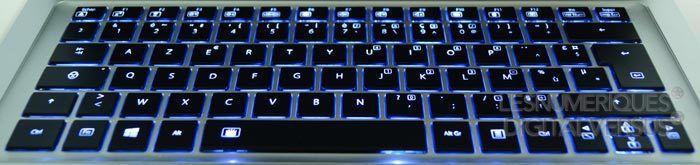U24 clavier retro