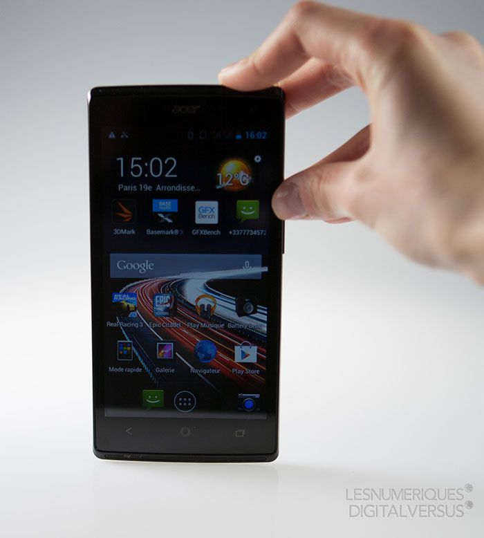 Acer liquid Z5 photo produit 6