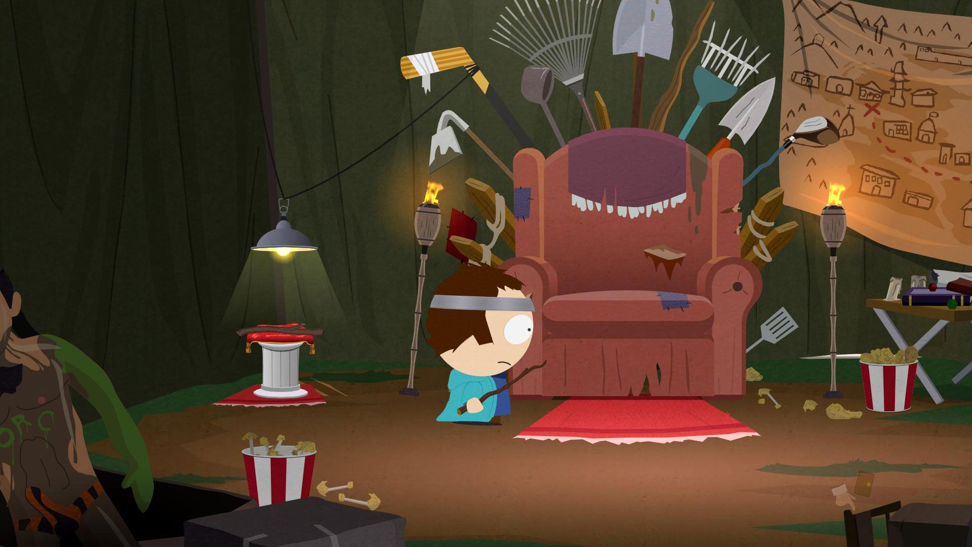 79473990e339a6 South Park   Le Bâton de la Vérité   test, prix et fiche technique ...