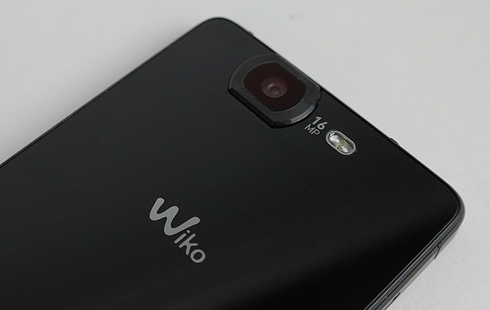 Test du Wiko Highway